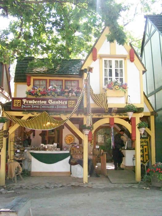 Booth: Pemberton Candies