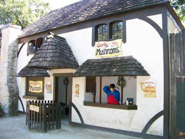 mushroom food booth west