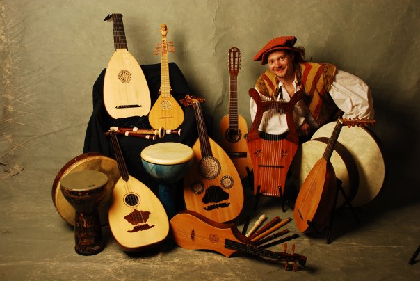 Entertainment: Dan the Bard musician