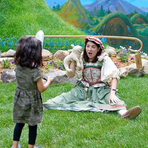 Entertainment: Kids Kingdom Bo Peep