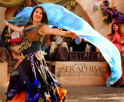 Entertainment: Seraphim Arabesque Ensemble