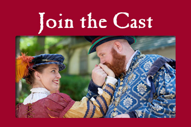 join the cast audition button