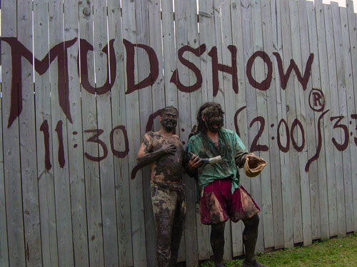 Entertainment: The Mud Show