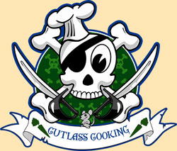 Entertainment: Cutlass Cooking logo