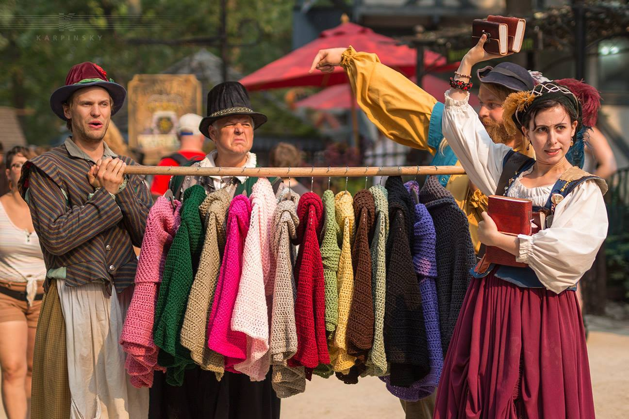 The Denizens of Bristol black market by John Karpinsky