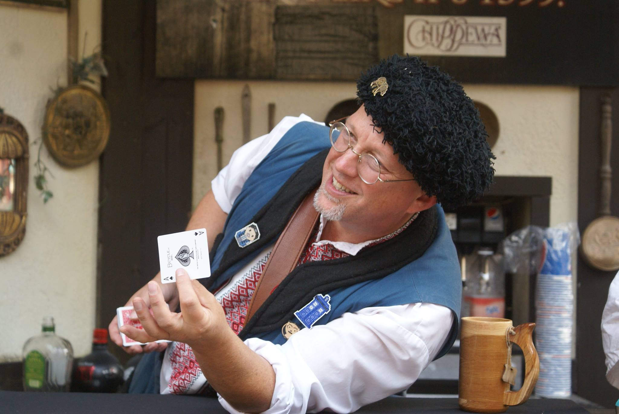 Entertainment: Ivanovich! magician