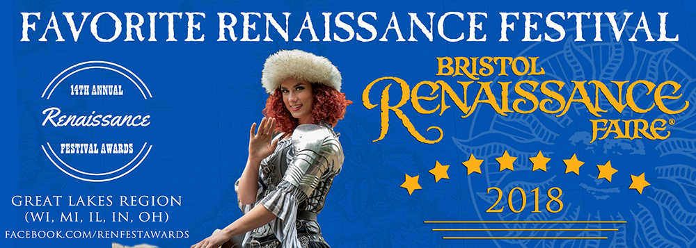 logo: #1 Renaissance Faire in the region 2018
