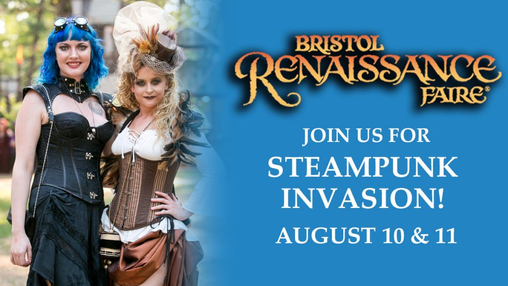 logo: Steampunk Invasion 2019