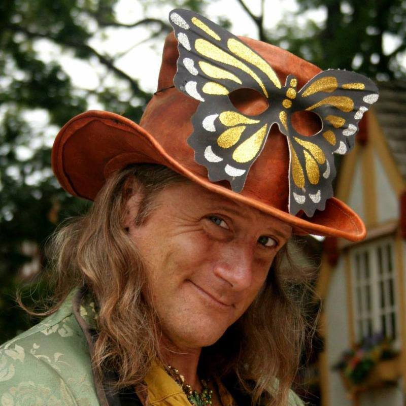 Entertainment: Jeremiah Wiggins storyteller politician for the fairies