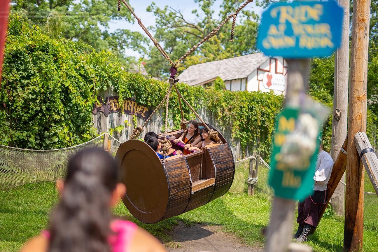 Ride: Barrel of Bedlam