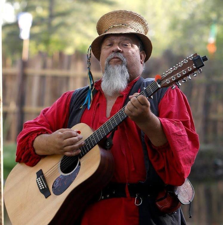 Entertainment: Jesse Linder Jock Stewart musician