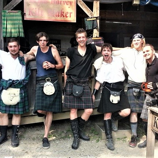 Angus Harvey Kilt Merchant Vendor Shopping Marketplace