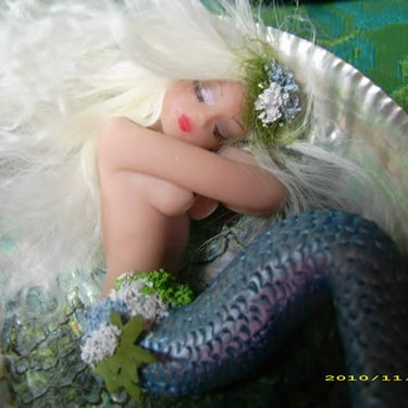 Enchanted World mermaid fairy doll Merchant Vendor Shopping Marketplace