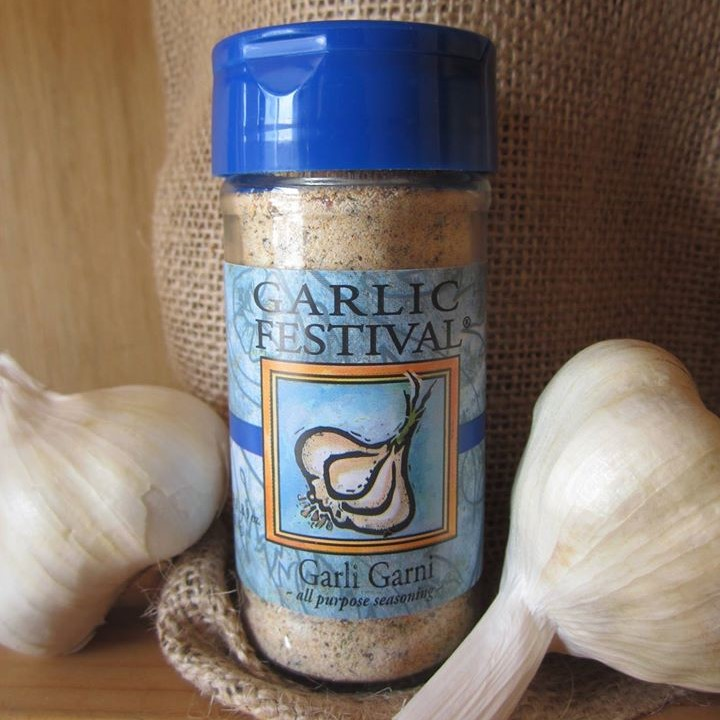 Garlic Festival Shop seasoning blends Merchant Vendor Shopping Marketplace