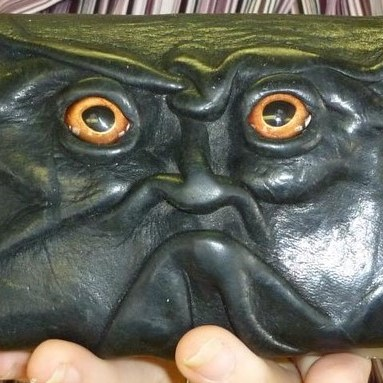 Grichels leather face wallet purse book Merchant Vendor Shopping Marketplace