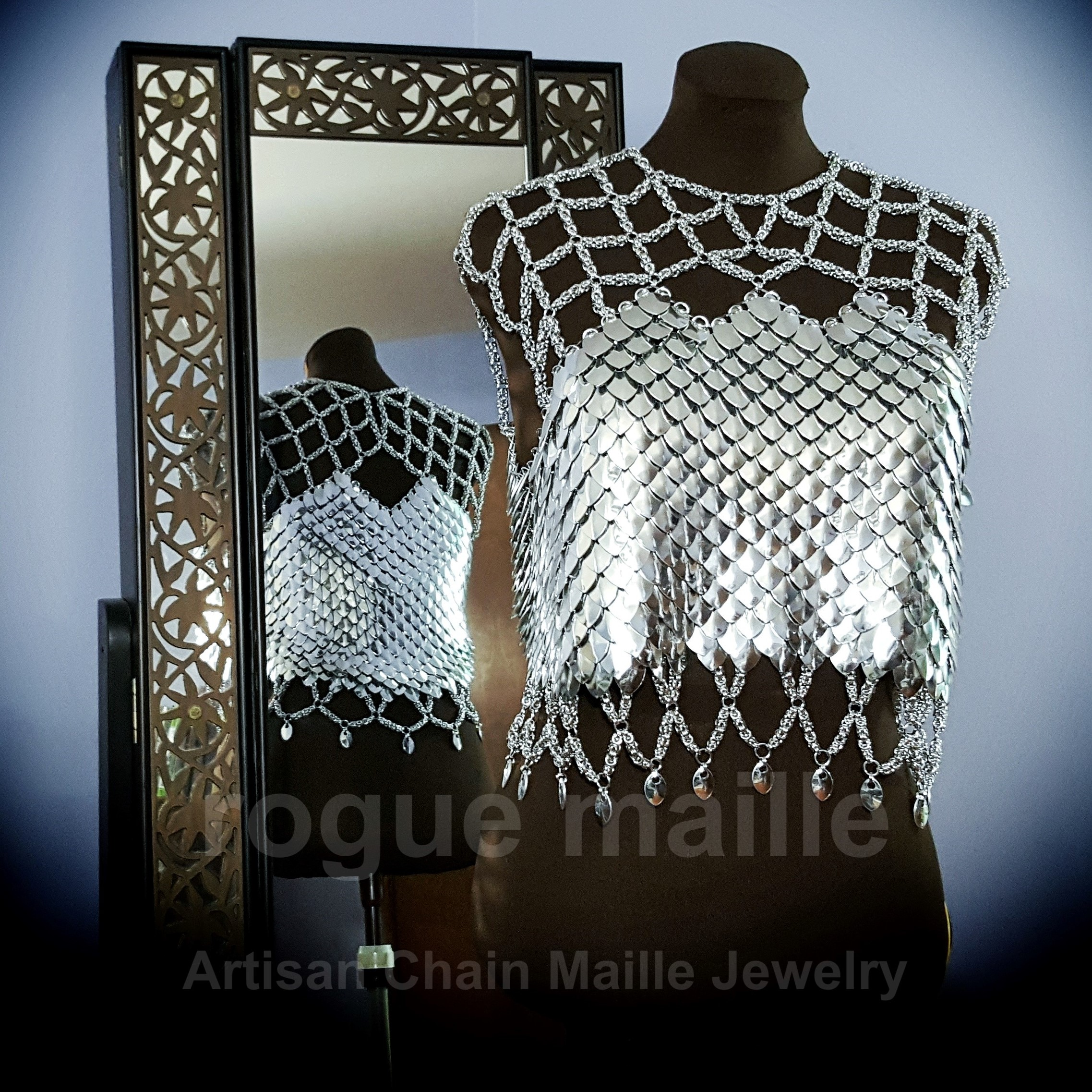 Rogue Maille armor Merchant Vendor Shopping Marketplace