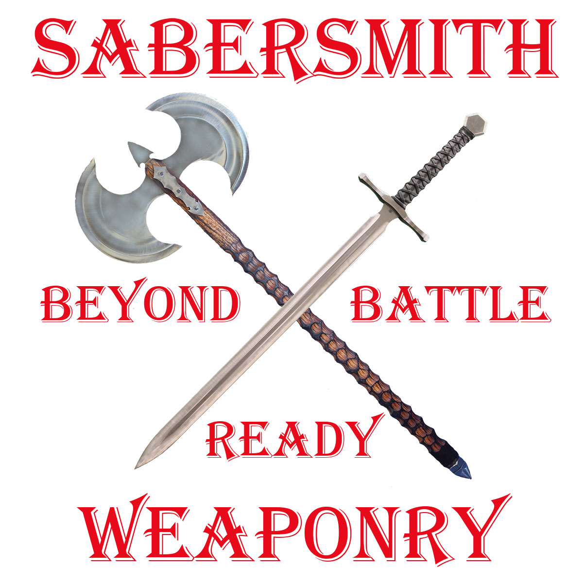 Sabersmith Weaponry: beyond battle ready