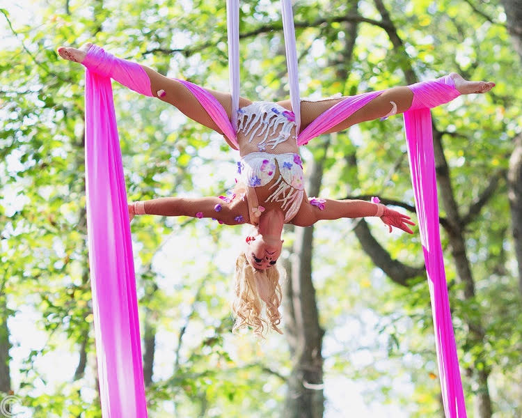 Entertainment: Aerial Silk Fantasy - Lauryn Murray