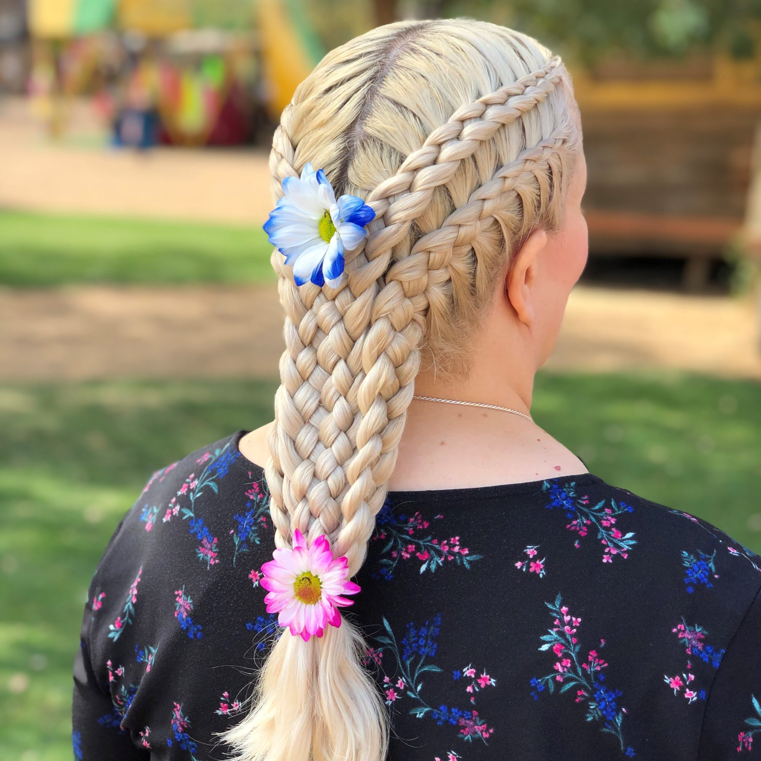 Marketplace: French Braids by Twisted Sisters merchant vendor service