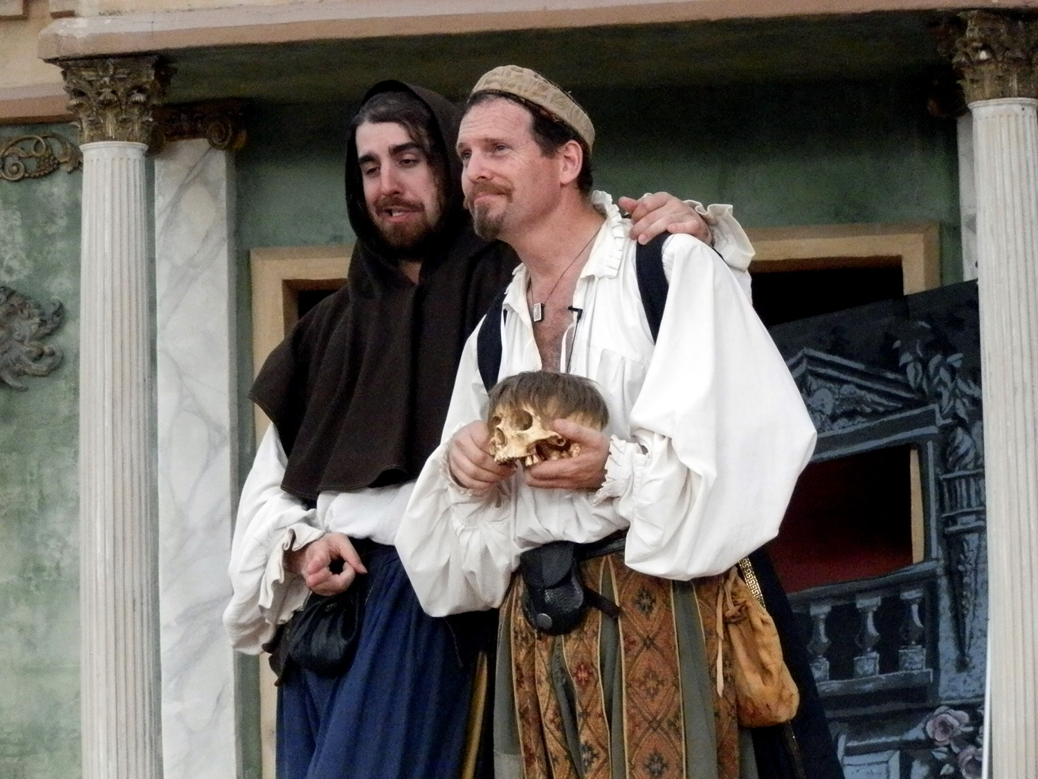 Entertainment: Sound and Fury comedy parody Shakespeare