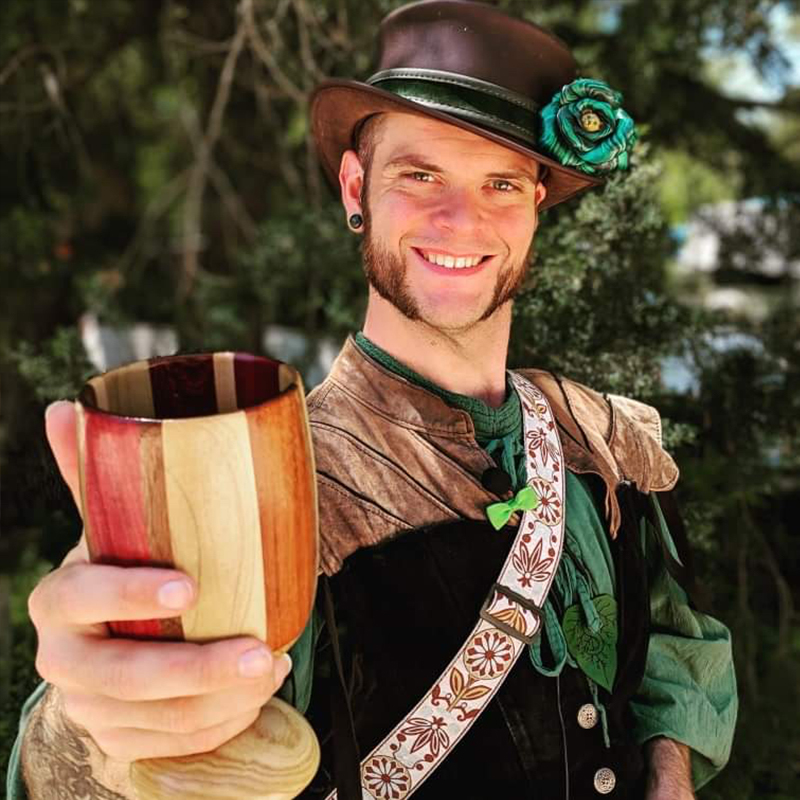 Entertainment: Pride of Ireland Matt Young musician