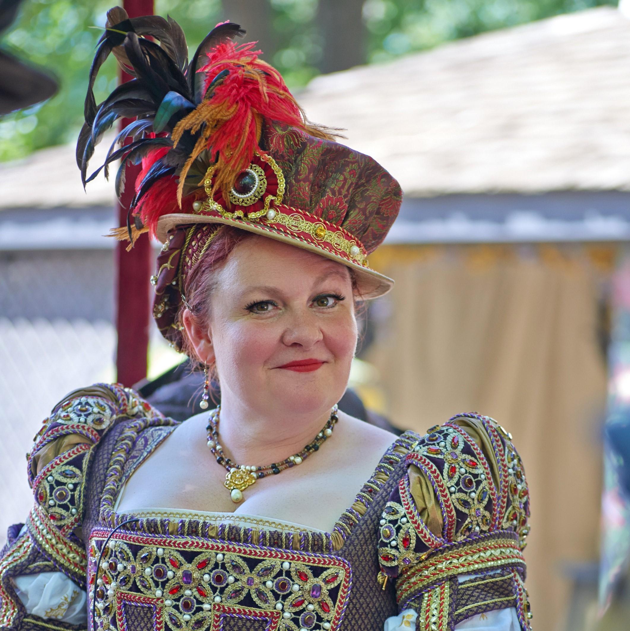 Entertainment: Queen Elizabeth