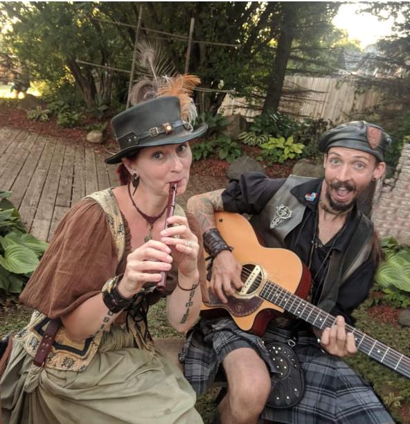 Entertainment: The Langer's Ball Irish folk band