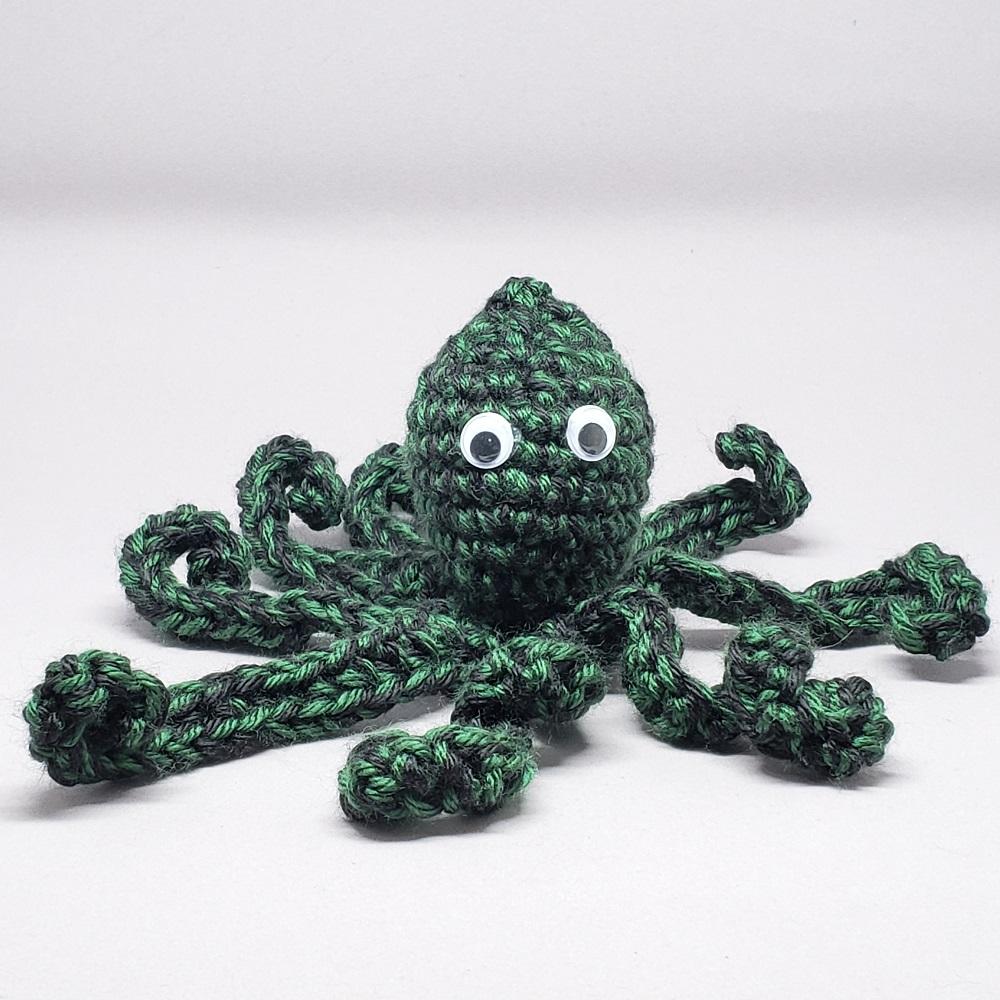 Marketplace: Wanderlust yarn octopus merchant vendor