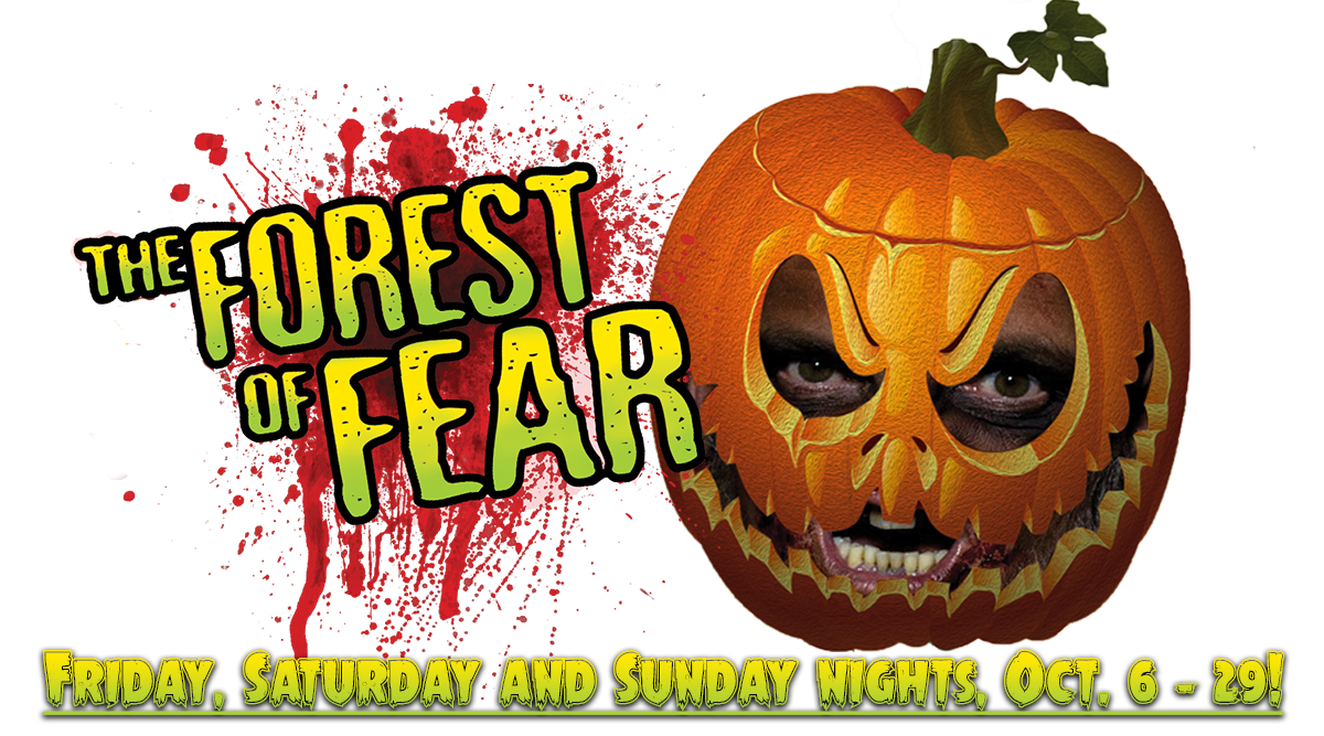 Forest of Fear – #1 Scariest Haunt in New York