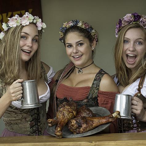 Ohio Renaissance Festival: Old Fashion Family Fun | Budget ... |Renaissance Festival Food Ideas