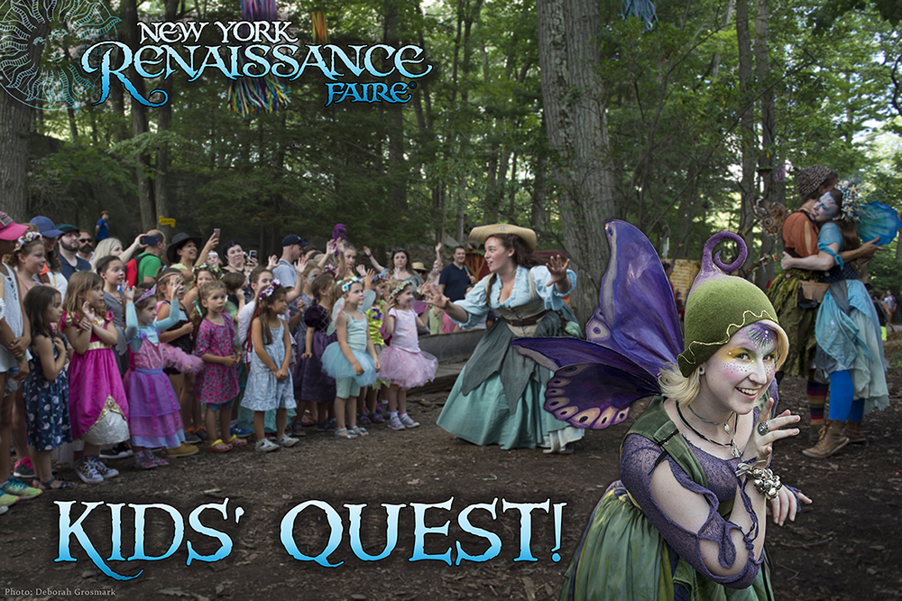 Special Event: Kids Quest fairy adventure for children and kids