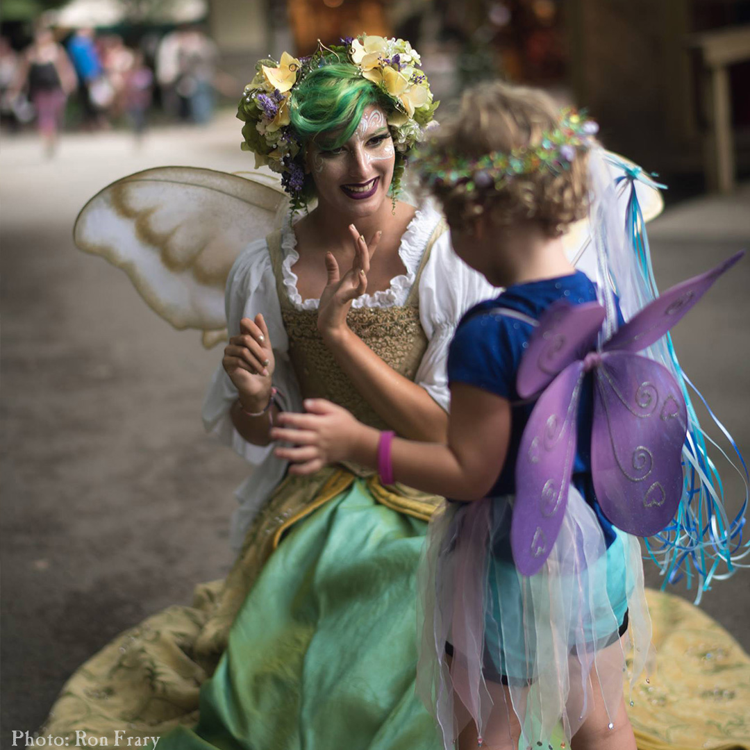 Audition: The Fae