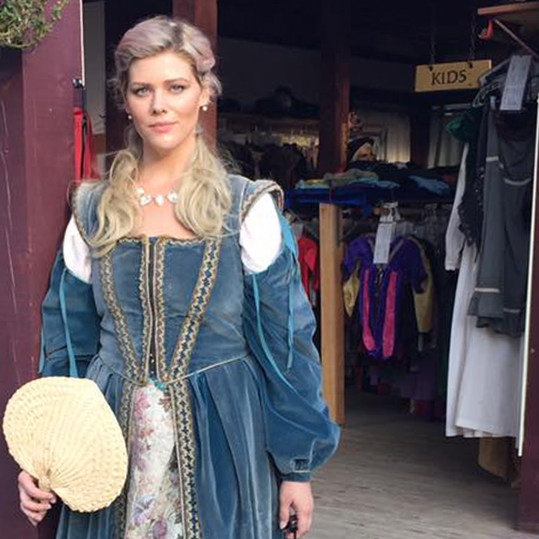 Artisan Marketplace Shopping: The Belrose costume rental