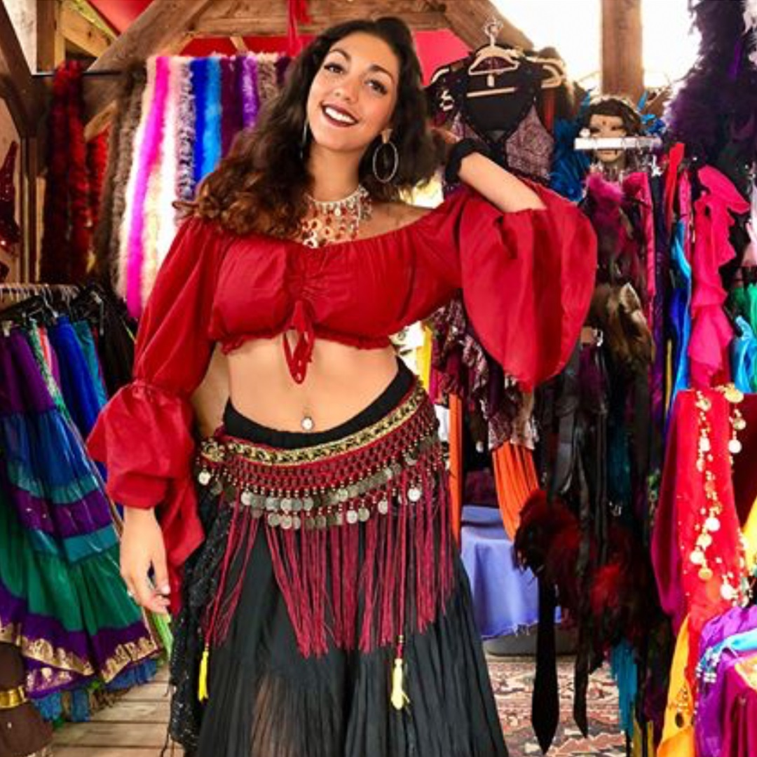 Artisan Marketplace Shopping: Belly Dancers womens men clothing costume accessories