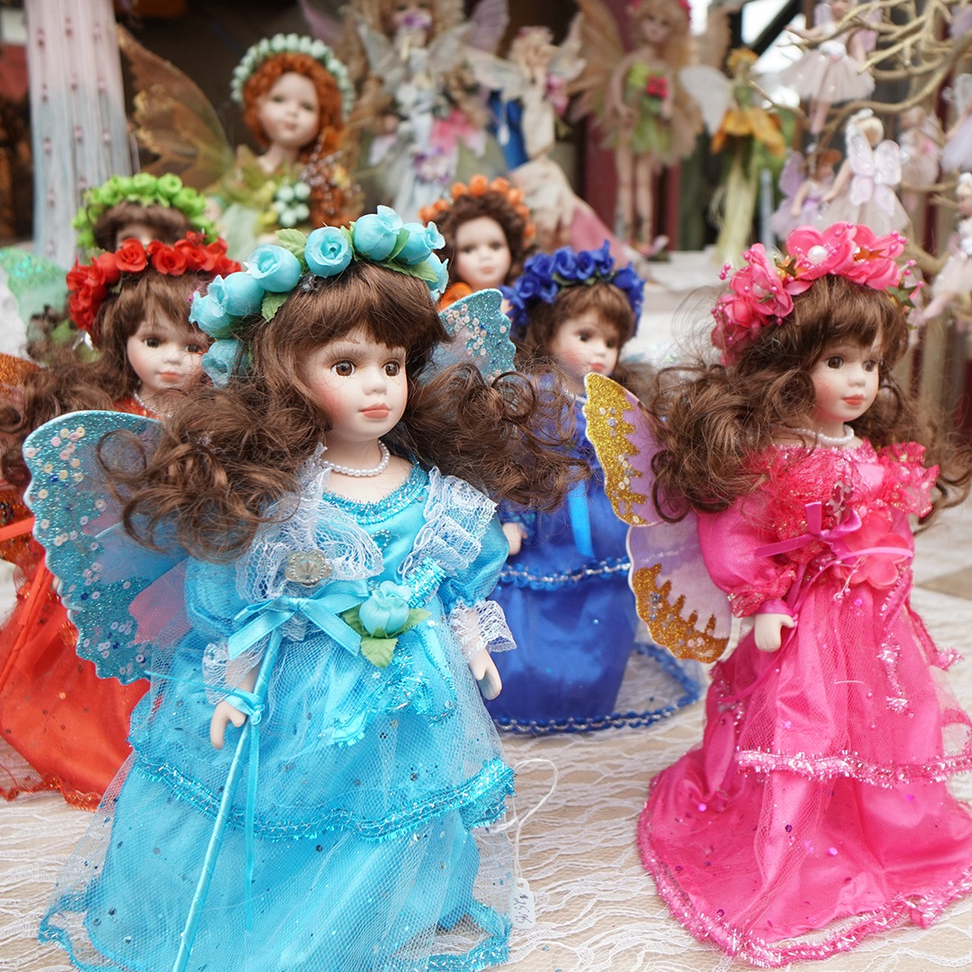 Artisan Marketplace Shopping: Chriselles Dolls toys kids children