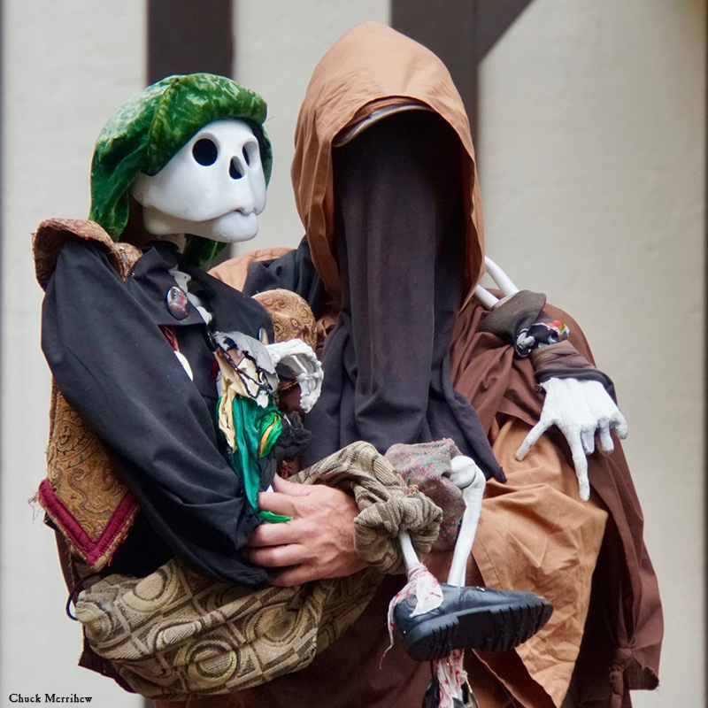 Entertainment: Ded Bob Sho puppet comedy