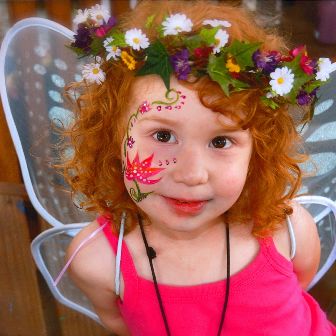 Artisan Marketplace vendor: Face & Body Painting