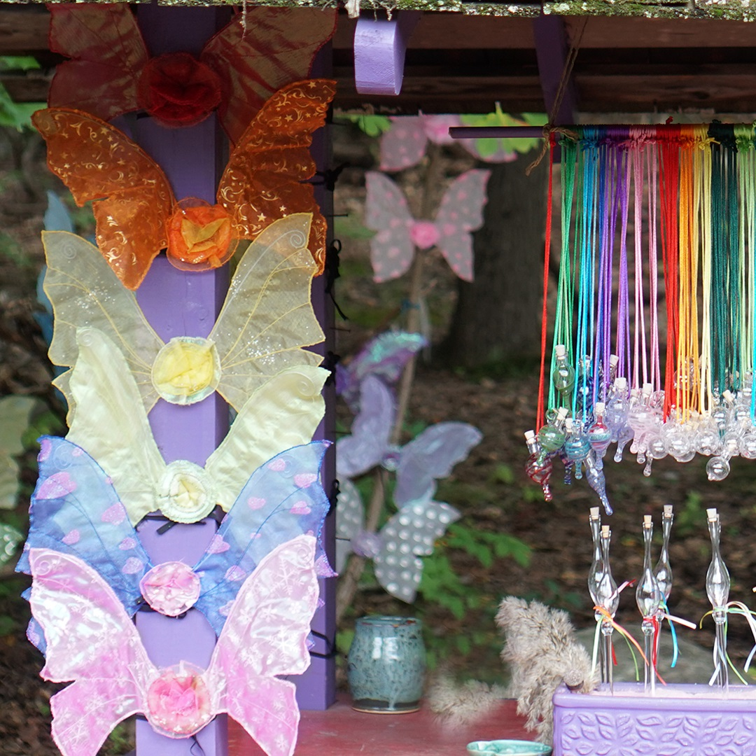Artisan Marketplace Vendor: Fairy Haven Fairy Dust & Wings