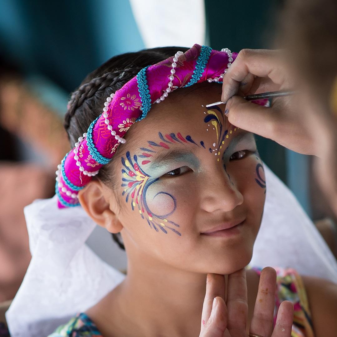 Artisan Marketplace vendor: Fyne Face & Body Art