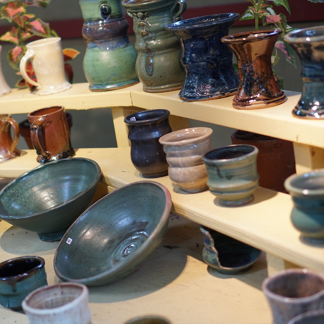 Artisan Marketplace Vendor Merchant: High Ground Pottery Functional Clay Artwork