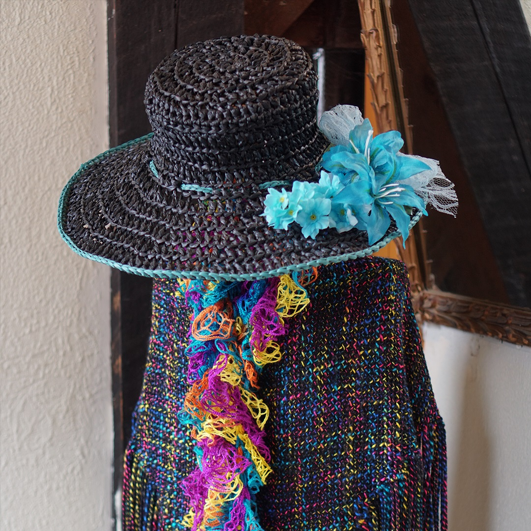 Artisan Marketplace Merchant Vendor: Hooked on Ewe Fine Crochet Wearables