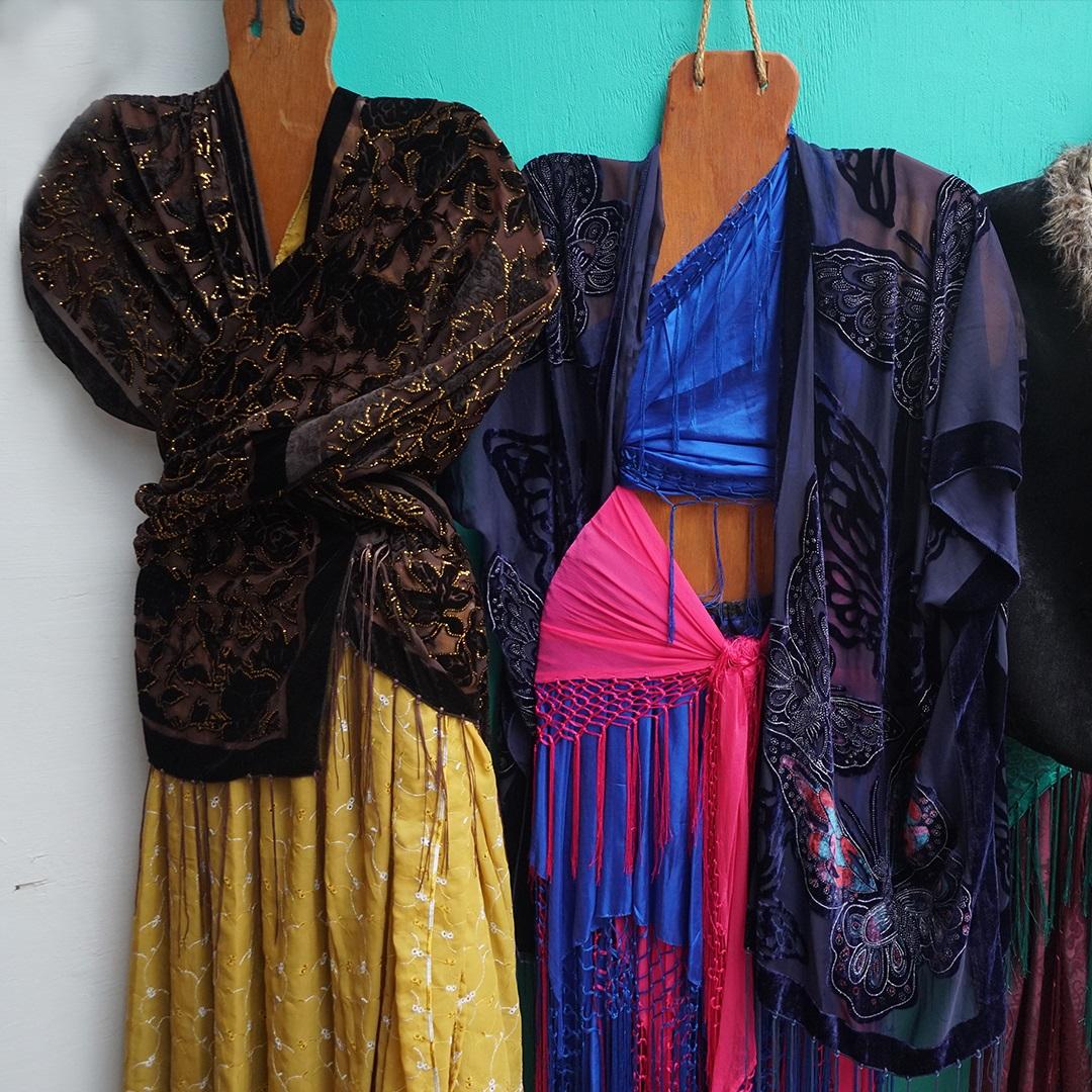Artisan Marketplace Merchant Vendor: Jiva Silk Originals Silk Clothing