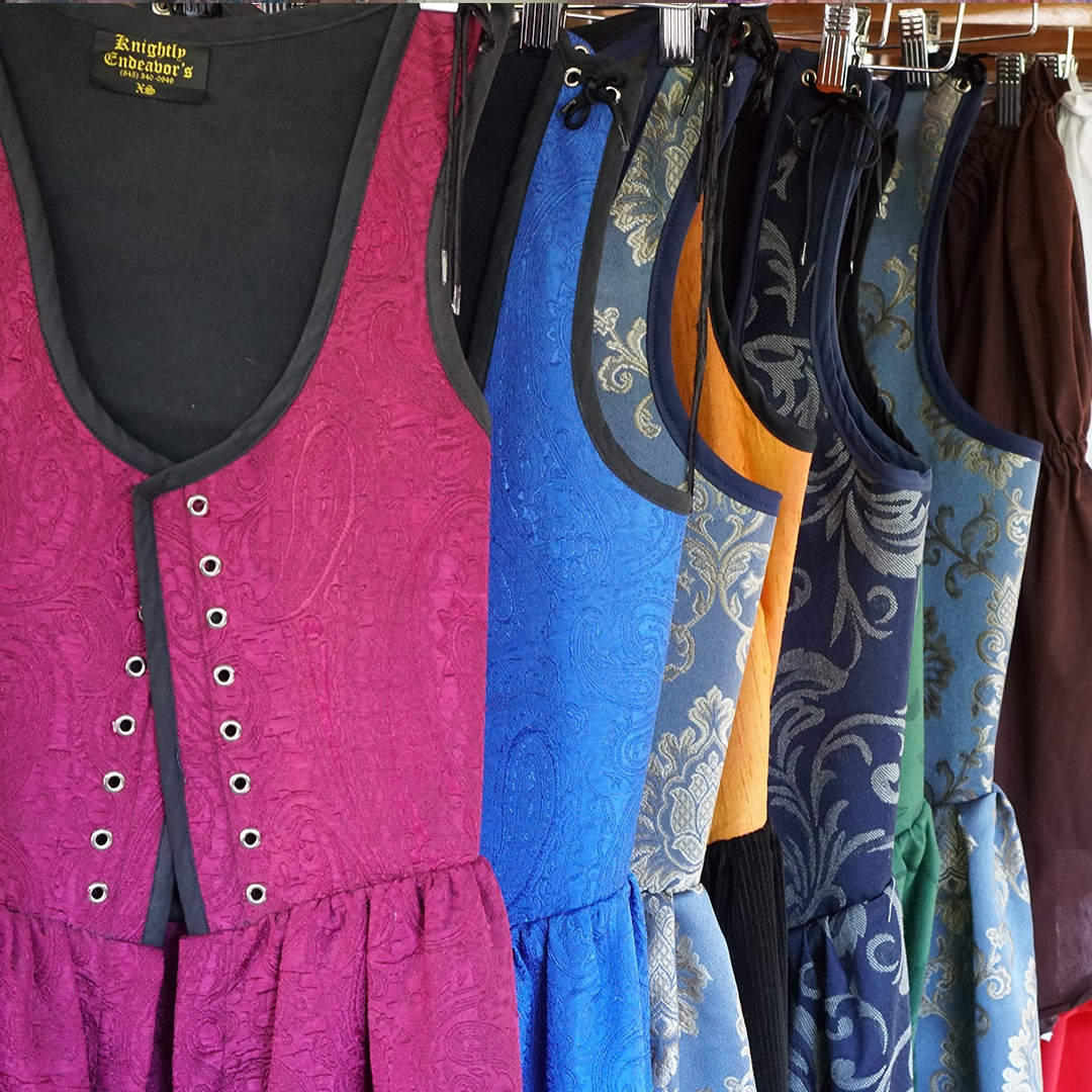 Artisan Marketplace Merchant Vendor: Knightly Endeavors Clothing, Costumes & Accessories