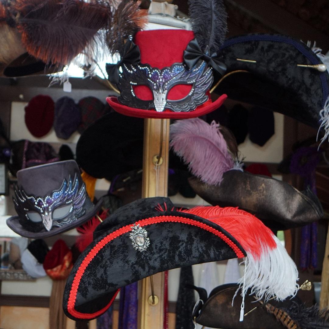 Artisan Marketplace Merchant Vendor: Madd Hatter Medieval & Renaissance Hats