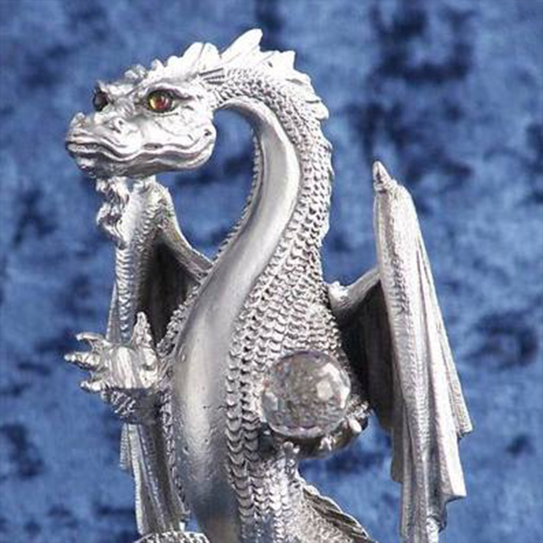 Artisan Marketplace Merchant Vendor: Medieval Productions Pewter Sculpture