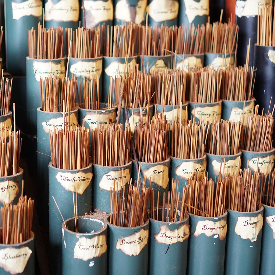 Artisan Marketplace Merchant Vendor: Moondancer Incense, Oils & Burners