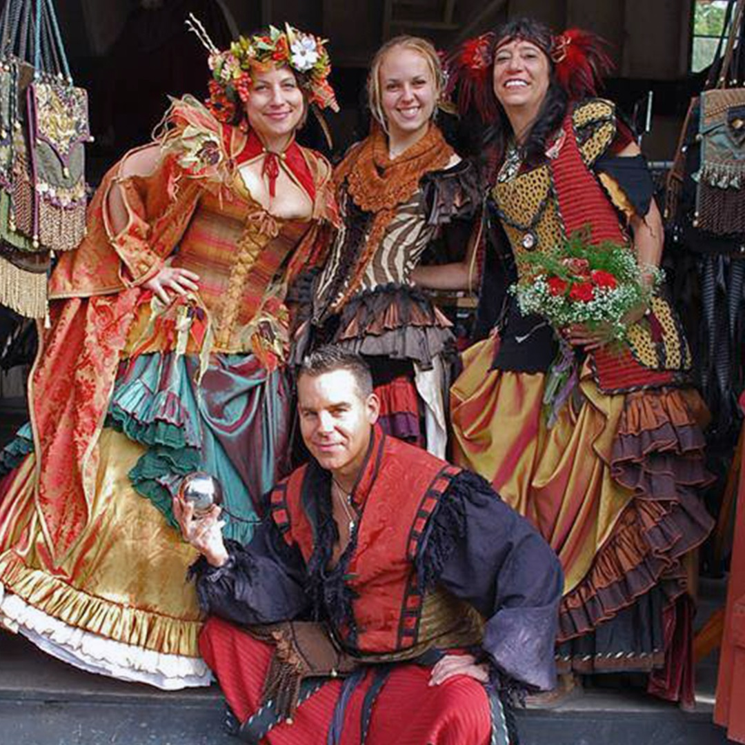 Artisan Marketplace Merchant Vendor: Moresca Clothing & Costume Clothing, Costumes & Accessories