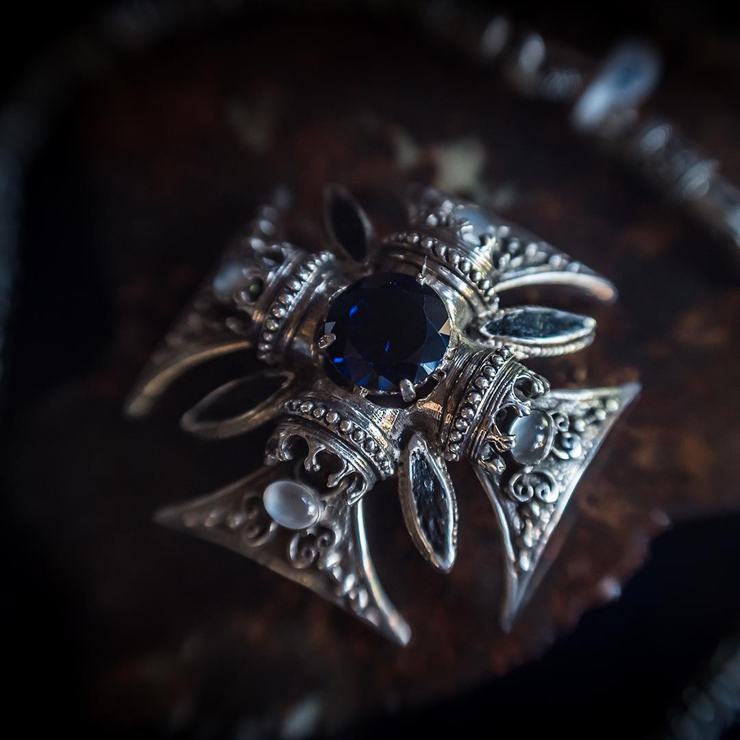 Artisan Marketplace Merchant Vendor: Mistikal Gypsie Curio Shop Silver Jewelry