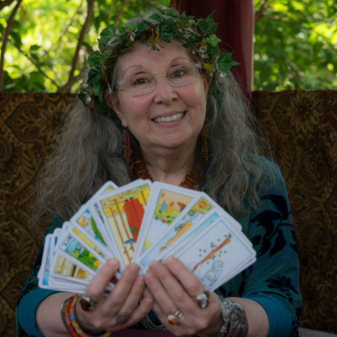Artisan Marketplace Merchant Vendor: Rozelisa's Psychic Readings Tarot