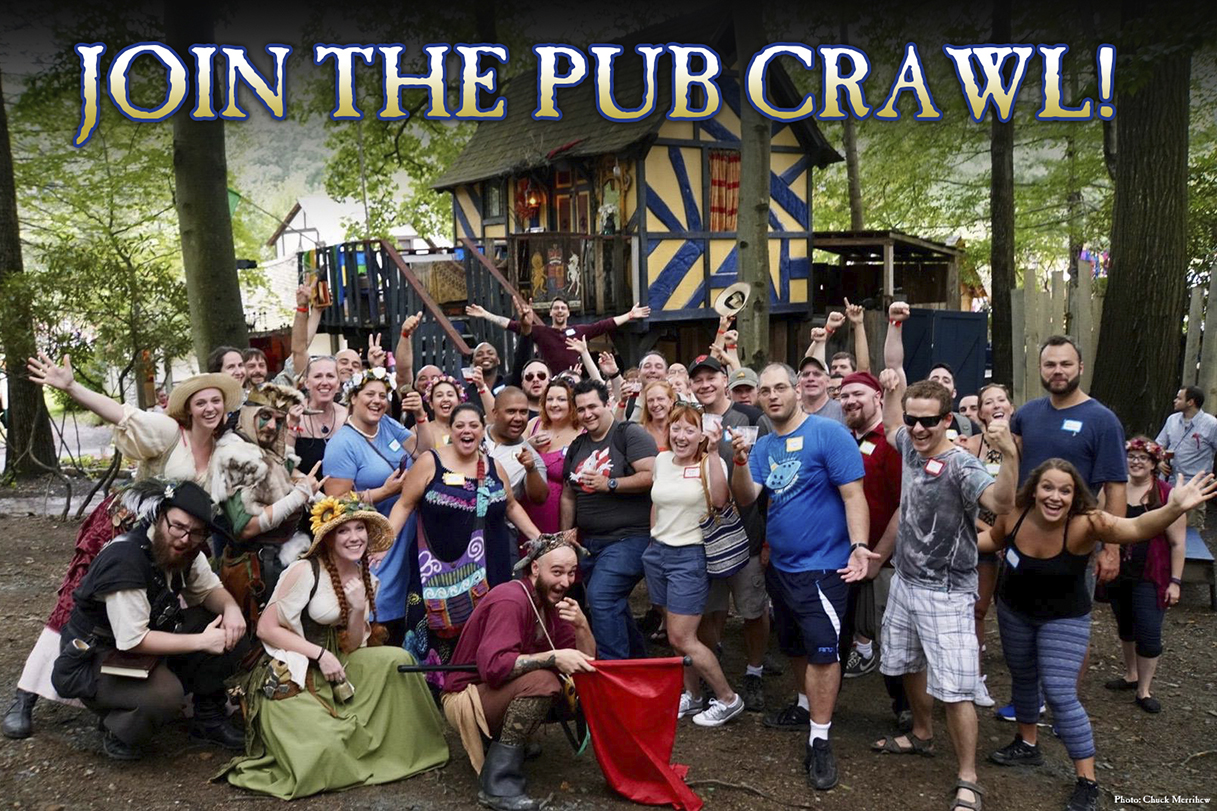 Special Event: Pub Crawl
